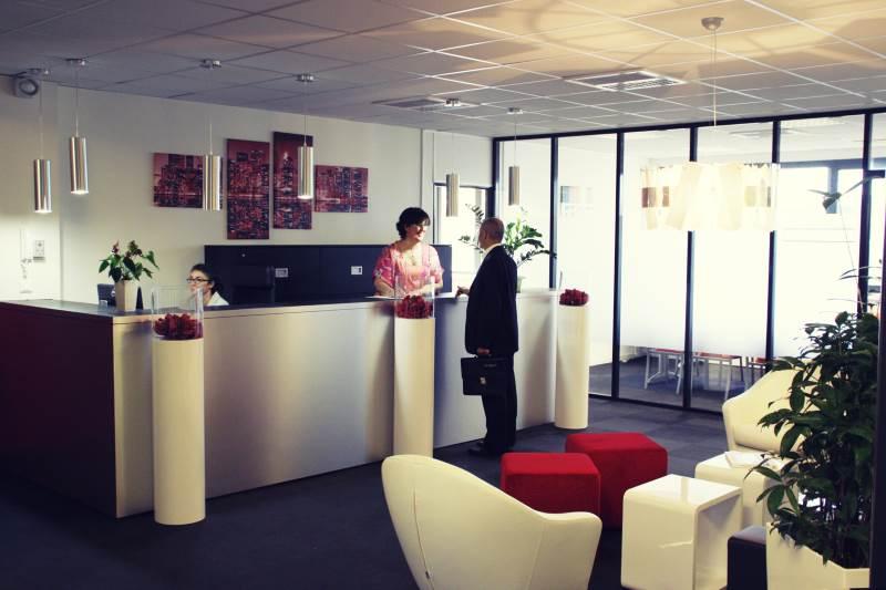 OCP Business Center- center